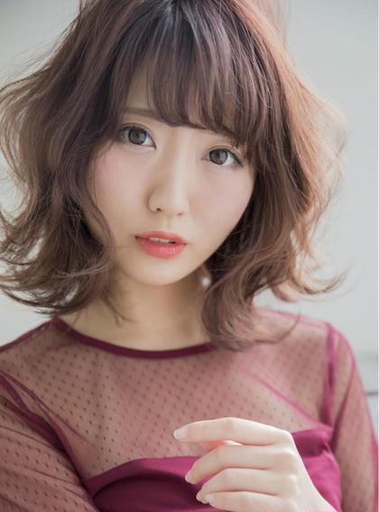 uta*京橋駅前店所属のuta*(ウタ)京橋駅前店のヘアカタログ