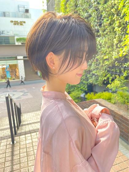 👑人気No.1👑【カット】【カラー】顔学診断似合わせカット+プレミアム艶カラー