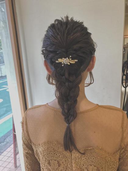 ♥️結婚式やパーティーに❣️大人気!ヘアセット♥️