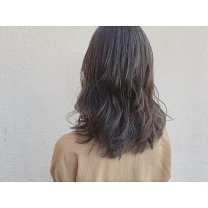 #3Dカラー #ハイライト #アッシュグレー #くすみベージュ #くすみカラー #シアーカラー #暗髪 #透けカラー
