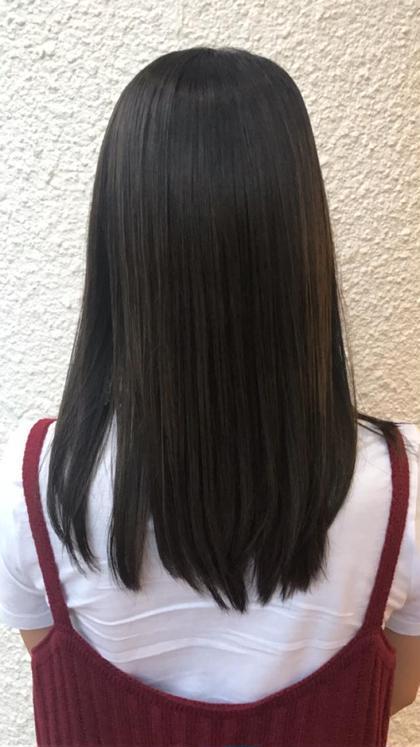 ✅お得なセットメニュー✅縮毛矯正+ナチュラルカラー+グロストリートメント✨