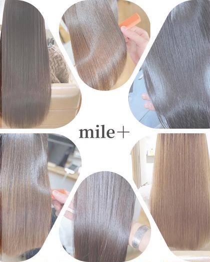 美髪を目指すなら🌸酸熱トリートメント(ハホニコ) ¥9500