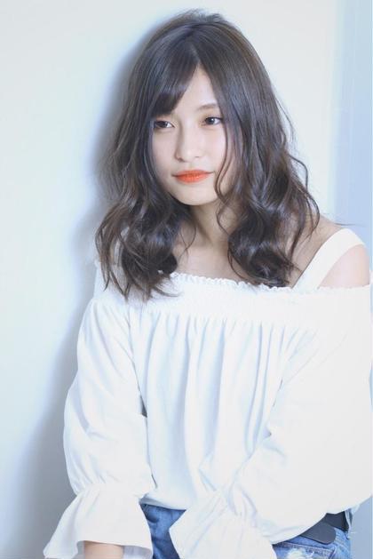Ash分倍河原店所属の小川征大のヘアカタログ