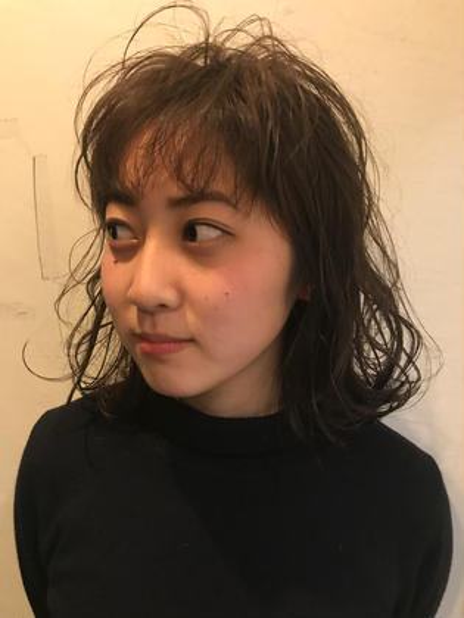 AVANCE.JR和歌山所属・森崎士のスタイル