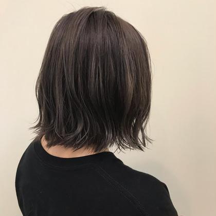 【ツヤサラ】ダブルカラー