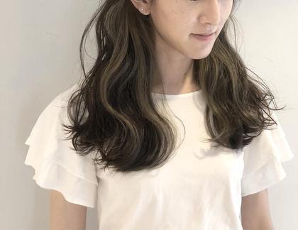 color + treatment ¥2160