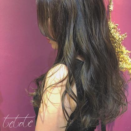 1日限定3名様限定⋈髪質改善✧エステカラー+カット+TOKIOトリートメント
