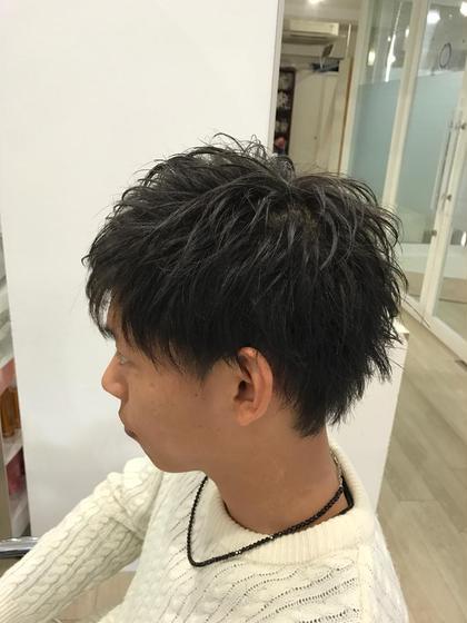 黒髮ショート HAIR DELIGHT所属・西村あきやのスタイル