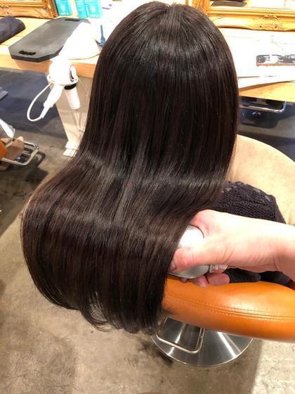 40%OFF26000円→14500円[初回限定] ✨髪質改善 毛髪形状ケア ✨「サブリミック 」+カット+縮毛矯正