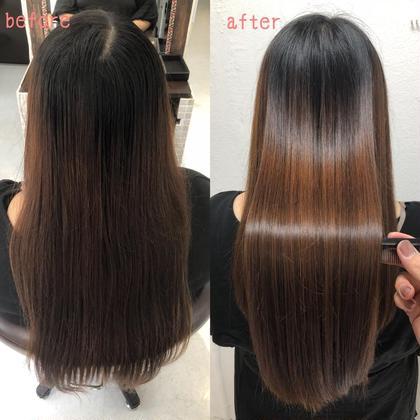 ⭐️💖髪質改善ヘアエステ💖⭐️