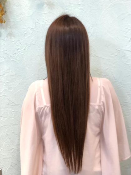 ✴️【話題のイルミナで艶髪に】イルミナカラー&カットサラツヤtreatment✨