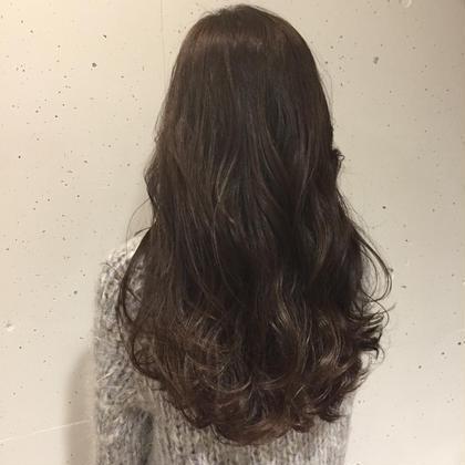 アッシュバイオレットカラー☆ NERO  HAIR AND LIFE STORE所属・yabeharukaのスタイル