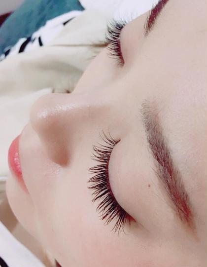 singlelash×Ccurl 太さ 0.18mm 長さ 8,9,10,11,12,13 eyelashsalon.moco所属・又吉智子のフォト