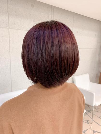 なりたいに答えます💗Xanadu上野店所属のあさみえりかのヘアカタログ