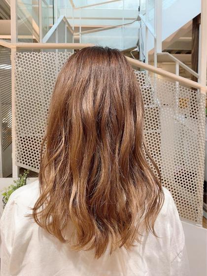 【💫✨最上級カラー💫✨】カラー+髪質改善トリートメント✨
