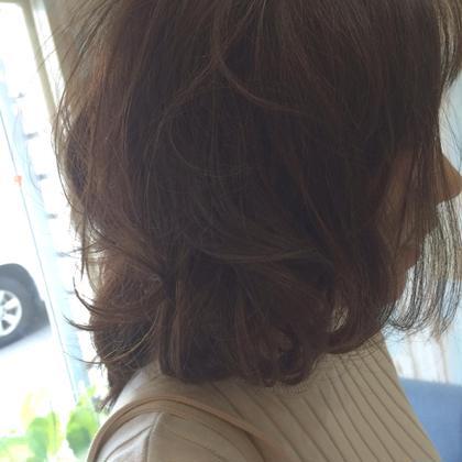 鎖骨ラインのロブ〔ロングボブ〕モテヘアーになりませんか? Hair&Care T-ties所属・T-tiesTAKAのフォト
