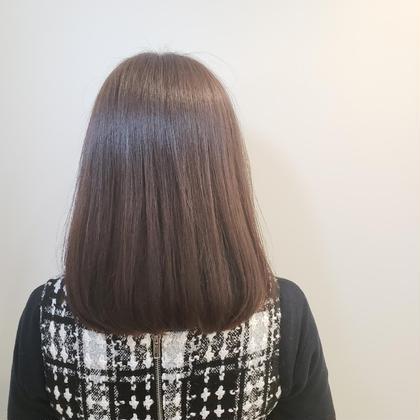 お試し価格✨平日①名様限定✨カット&カラー✨白髪染めも✨髪質改善カラー✨