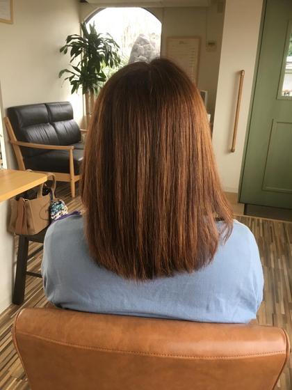 美髪カラー ナグモ美容室所属・小林秀子のスタイル