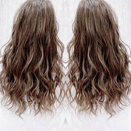 炭酸スパ♨️➕2step美髪トリートメント✨(コテ巻き仕上げ付)