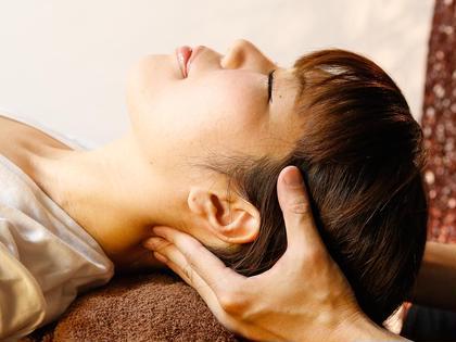 minimo限定❣️目の奥のズキズキ🙄頭がガンガン😆頭痛・眼精疲労の方へ‼️15分でスッキリ優しい頭痛施術体験❤️