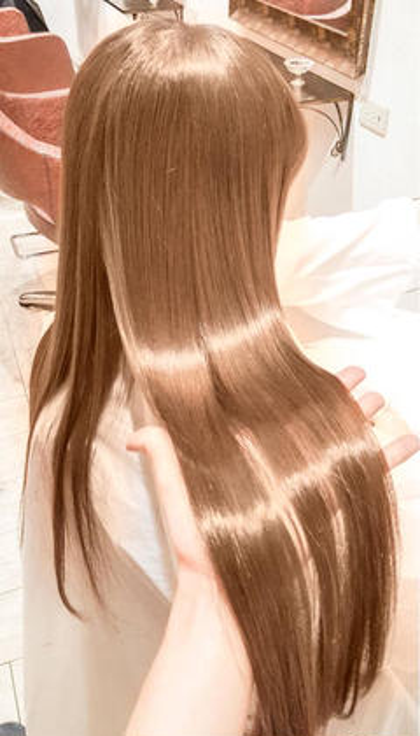 hairresortAi新宿西口店所属・月岡研太のスタイル