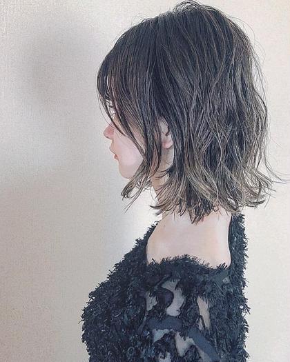 🌿《ミニモ限定》🌿カット +オーガニックカラー + ロイヤルトリートメント