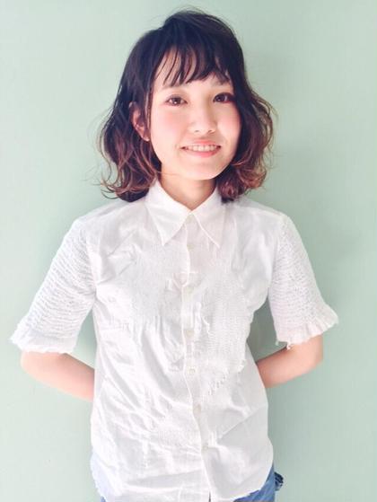NYNY姫路店所属・淡井里紗のスタイル