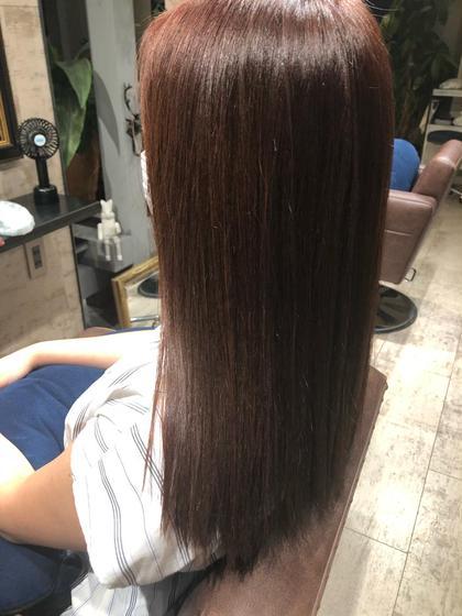 ⭕️イルミナカラー➕髪質改善12種類カスタマイズトリートメント無料付き