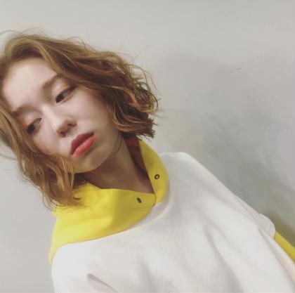 【24歳☆同い年限定クーポン!!】朝楽カット💕ゆるふわパーマにトリートメントサービス💕💕