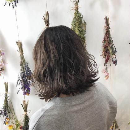【ミニモ春きゅん】 ❣ カラーデビューの学生必見❣️カット &カラー&2STEPトリートメント