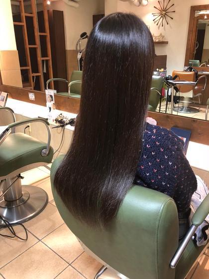 毛髪改善美髪トリートメント 12,960円→7,560円 シャンプーブロー代別途