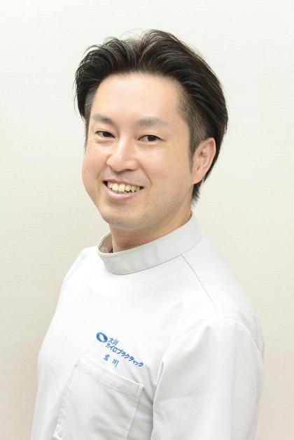 院長の及川浩良です。 大川カイロプラクティックセンター なかのぶ整体院所属・及川浩良のスタイル