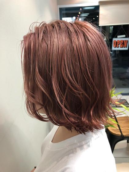 透明感抜群の最新edolカラー☆ブリーチ毛やデザインカラーにおすすめ♪