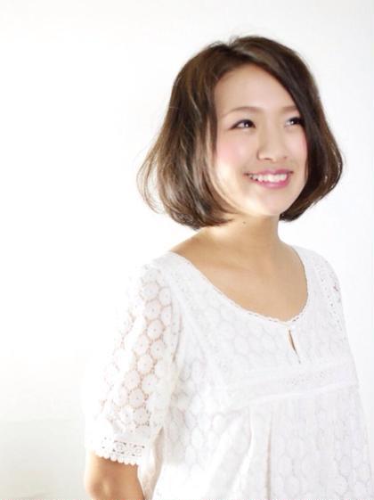 rak  hair姪浜店所属・井上潤のスタイル