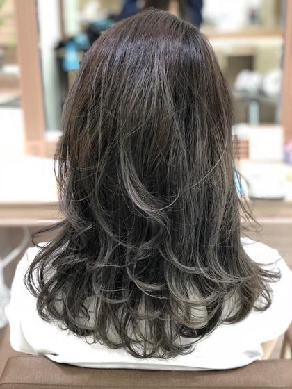 🌈ダメージレスに理想の髪色へ🌈カット+ケアブリーチ+イルミナカラー