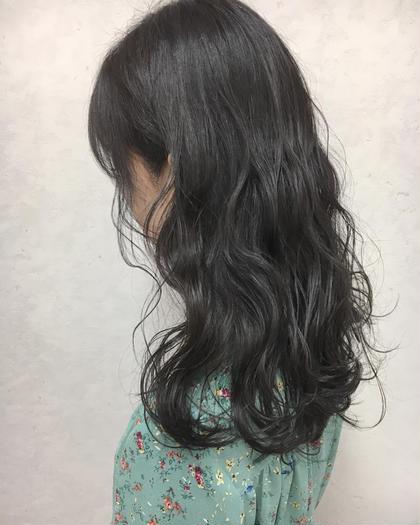 ♡初回限定♡ダメージレスカラー+カット+2stepトリートメント