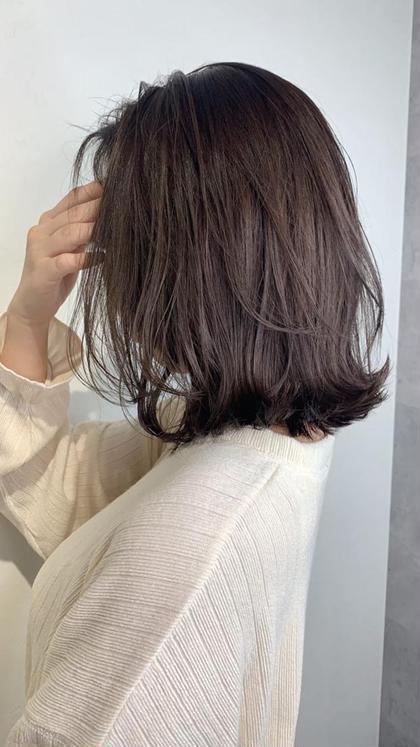 【🌱白髪染め】根元の気になる部分✦リタッチカラー+カット
