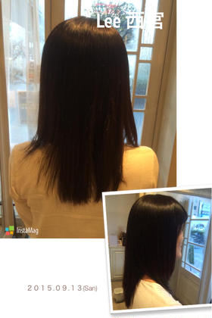 Hair&Nail Lee西宮所属・吉川まいのスタイル