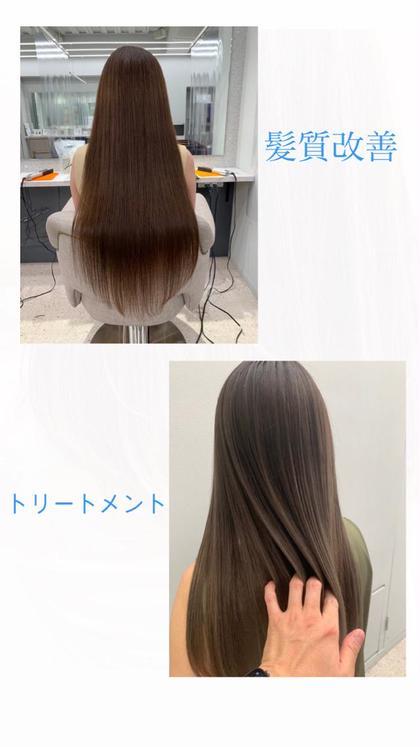1日お一人様限定【初回限定価格】✨インスタ✨で話題の🌈髪質改善🌈トリートメント🎉🎉