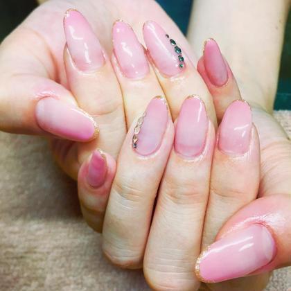 他店オフ/リペア1本/ジェル ¥4650 pluie nail所属・稲岡澪のフォト
