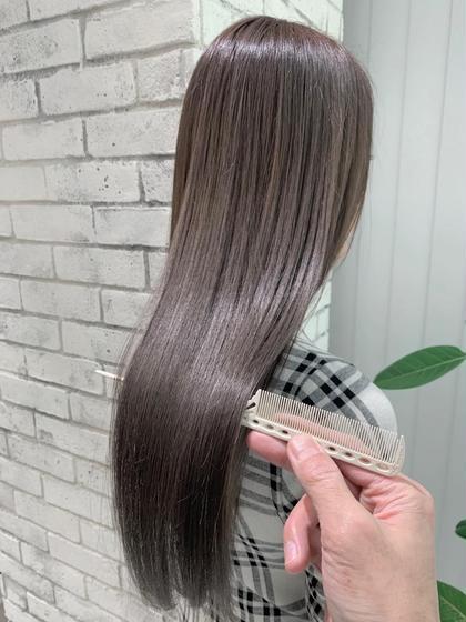 【TVで話題沸騰】☆新規限定☆髪質改善酸熱トリートメント×oggiotto¥9800