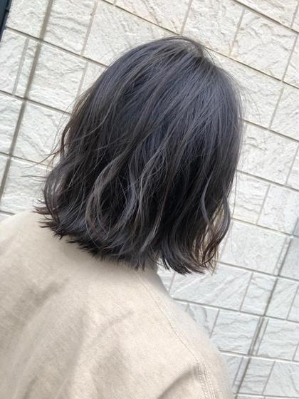 🦄✨ご新規様限定夕方クーポン✨カット+カラー+前処理トリートメント