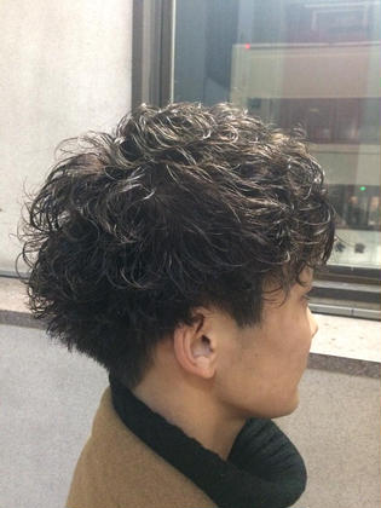 ✨おしゃれメンズ人気No.2✨  メンズカット+カラー