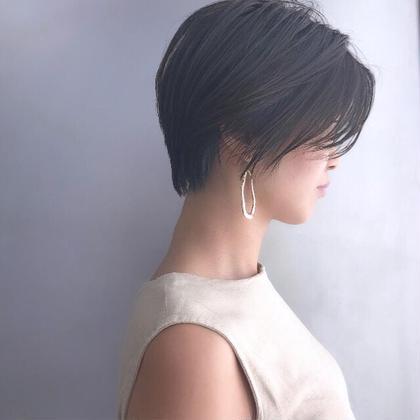 ★似合わせ小顔カット & 3Dハイライト&カラー