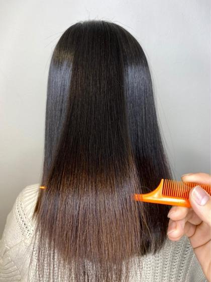 【今月までの特別価格】✨🌈髪質改善酸熱トリートメント+ホームケア用シャンプープレゼント🎁