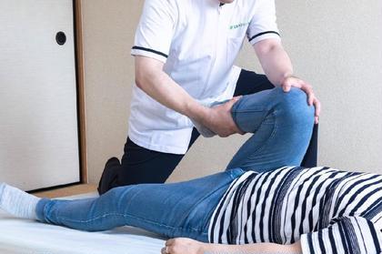「膝痛・股関節をよくしたい方に!」膝痛・股関節改善コース【60分】
