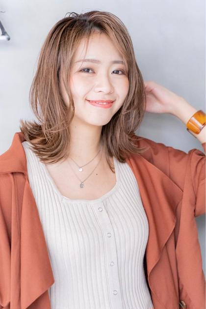 【綺麗を維持💓】メンテナンスカット+髪質改善TR✨