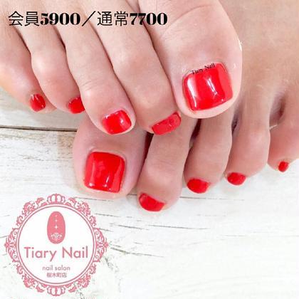 フット【オフ無料】ワンカラー☆2色まで選択ok!