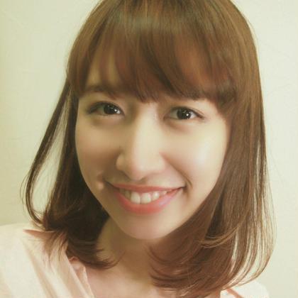 エアリーミディアムロブ☆ THETA 所属・yoshida ☆のスタイル