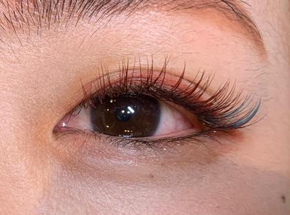 ワインレッド×アクアマリン C11.11.11 Nail&Hair Salon Milieu《ミリュウ》所属・大久保小夜のフォト